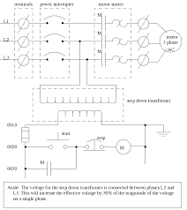 ebook automating manufacturing systems plcs figure 439 a motor controller schematic