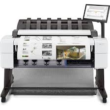 <b>HP DesignJet T2600dr PS</b> 36-in Colour Large Format Multifunction ...