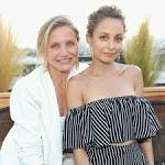 Cameron Diaz Perfectly Reacted to <b>Nicole Richie</b> as Her Sister-in-Law