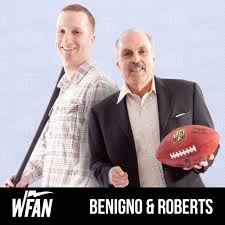 Joe Benigno and Evan Roberts