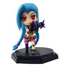 <b>Фигурка Jinx</b> Q из игры League of Legends 12см (UQ112801 ...