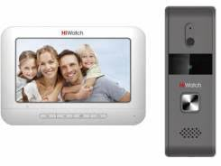 <b>Комплект</b> видеодомофона <b>HiWatch DS</b>-<b>D100K</b> - Свет и электрика ...