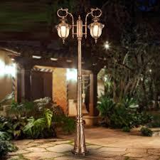 garden Eclairage <b>Lampioni Da Esterno</b> Tuinlamp Square Giardino ...