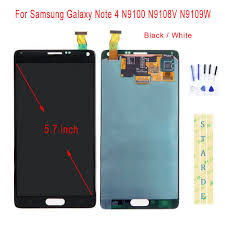 <b>STARDE</b> Replacement <b>LCD For Samsung Galaxy</b> Note 4 N9100 ...