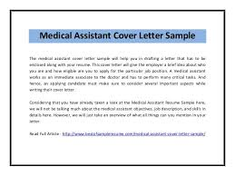medical resume cover letter samples for writers assistant zumba myf cours de zumba sample cover letters for medical assistant