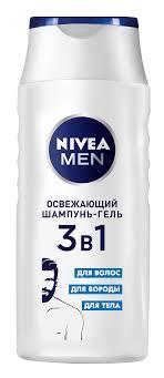 <b>Шампунь</b>-<b>гель</b> 3в1 - NIVEA