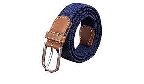 Aiweijia Men tactical <b>belt woven belt</b> elasticated <b>soft</b> adjustable man ...