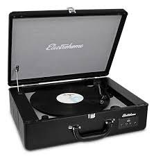 EANOS300 Archer Vinyl Record Player <b>Classic Turntable</b> ...