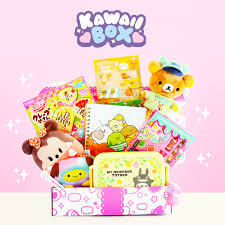 <b>Kawaii Box</b> – Monthly <b>Cute</b> Subscription <b>Box</b> from Japan