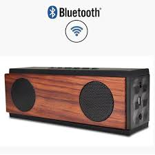 <b>New Wireless Bluetooth</b> Wood <b>Portable</b> Subwoofer Hifi Column ...
