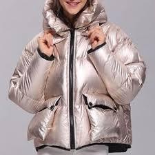 Укороченый пуховик оверсайз   пальто,<b>куртки</b>...... в 2019 г ...