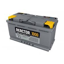 Аккумулятор <b>Аком</b> Reactor <b>100 ач пп</b> - Аккумуляторный магазин