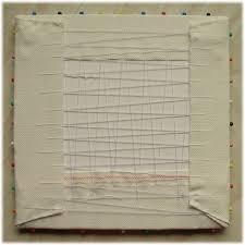 Image result for building picture framing back side to insert needlework