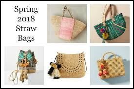 <b>Straw Bags</b> You Need for Spring — and Beyond! Take a Look ...