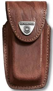«<b>Чехол</b> из нат.кожи <b>Victorinox Leather Belt</b> Pouch (4.0535 ...