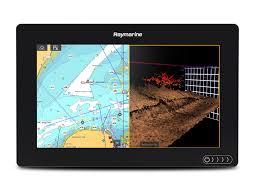 <b>Axiom 9</b> - 9 Inch Touchscreen Multifunction Displays - <b>Raymarine</b>