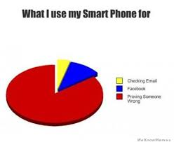 What I Use My Smart Phone For | WeKnowMemes via Relatably.com
