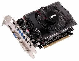 <b>Видеокарта MSI GeForce GT</b> 730 700Mhz ... — купить по выгодной ...