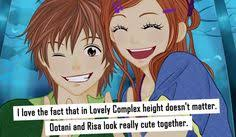 Lovely Complex on Pinterest | Anime, Manga and Facial Expressions via Relatably.com