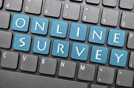 top 15 paid online surveys usa for online survey on keyboard