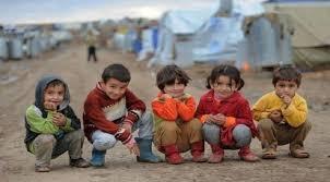 نتيجة بحث الصور عن اطفال سوريا والعراق فى العيد