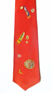 REDUCED 1940's Space Age <b>Steampunk Hand Painted</b> Rocket ...