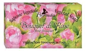 <b>Натуральное мыло Note Fiorite</b> Bouquet Di Rose 100г духи, купить ...