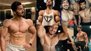 Mr Faisu <b>Gym Bodybuilding Workout</b> Videos <b>2019</b> | Team 07 ...