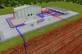 Geothermal Residential Heating and CoolingGeothermal heating and cooling