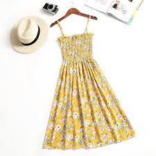 24 Colors <b>Women</b> Summer <b>Dress 2019</b> Casual Print Floral ...