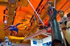 NEW YORK CITY - FEBRUARY 4: Bright Interior Of <b>Toy</b> Department ...