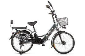 Электровелосипед <b>Green City e</b>-<b>Alfa</b> Dark grey купить за 49990 ...