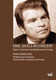 <b>Emil Gilels</b> in Concert: <b>Grieg</b>, Beethoven (DVD): VAIMUSIC.COM
