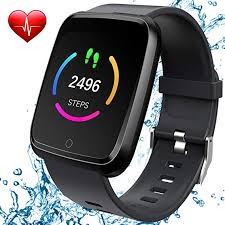【Waterproof Pedometers】Smart Watches for Men ... - Amazon.com