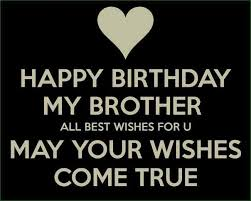Top 30 images happy birthday wishes for brother (With images ...