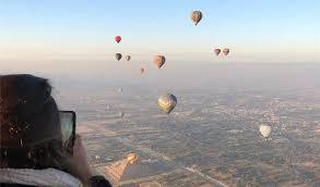 Teotihuacan <b>Hot Air Balloon</b> Day Tour