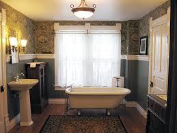 farmhouse bathroom remodel small closet