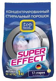 Отзывы <b>Стиральный порошок Top House</b> Super Effect (автомат ...