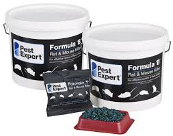 rat grain bait rat bait blocks pest control supermarket rat killer poison 3kg pest expert formula b professional strength bromadiolone