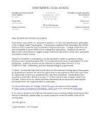 continental local schools college credit plus faq s
