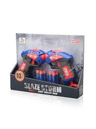 <b>Набор детских пистолетов</b>, бластеры Blase Storm Mini Crack ...