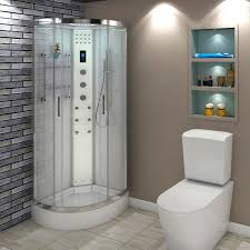 cabinets uk cabis: kiswian mm x mm quadrant steam shower enclosure bluetooth touch