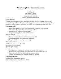 sales advertising resume objective read more httpwwwsampleresumeobjectives entry level objective resume