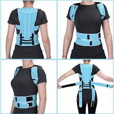 <b>Adult</b> Student <b>Back</b> Posture Correction Corset <b>Lumbar Brace</b> ...