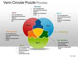 backgrounds circular  stages venn diagram puzzle process diagram    related powerpoint templates