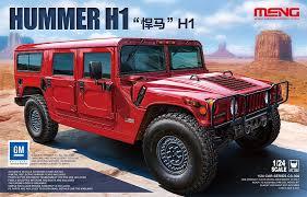 Image result for Meng Hummer H1 1/24