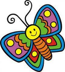 Znalezione obrazy dla zapytania CLIPART motyle