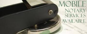 Get The Best Mobile Notary Services From The Internet And Satisfy The Requirements