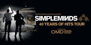 <b>Simple Minds</b> tickets| Tours and Events | Ticketek Australia