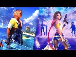 <b>Final Fantasy X</b> and <b>X</b>-<b>2 HD Remaster</b> Switch Gameplay - YouTube